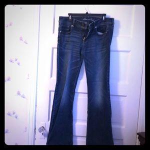 American Eagle women's jeans